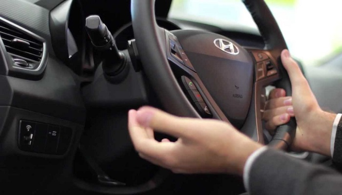 Tips for adopting the correct driving posture