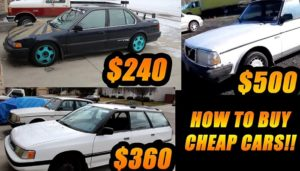 10 tips to save money for buying a new Car in 2018