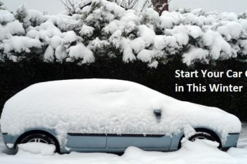 Tips to Start Your Car Cold in This Winter