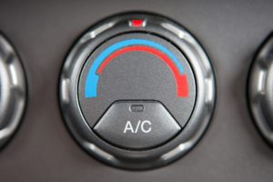 Air conditioning in the car