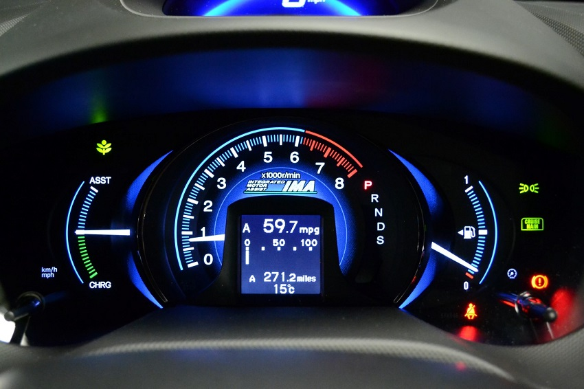 less fuel consuming cars