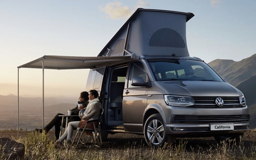 the 5 best camper vans to travel in summer - car pro