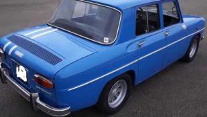 Renault 8 and 8 TS