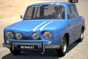 Renault 8 and 8 TS