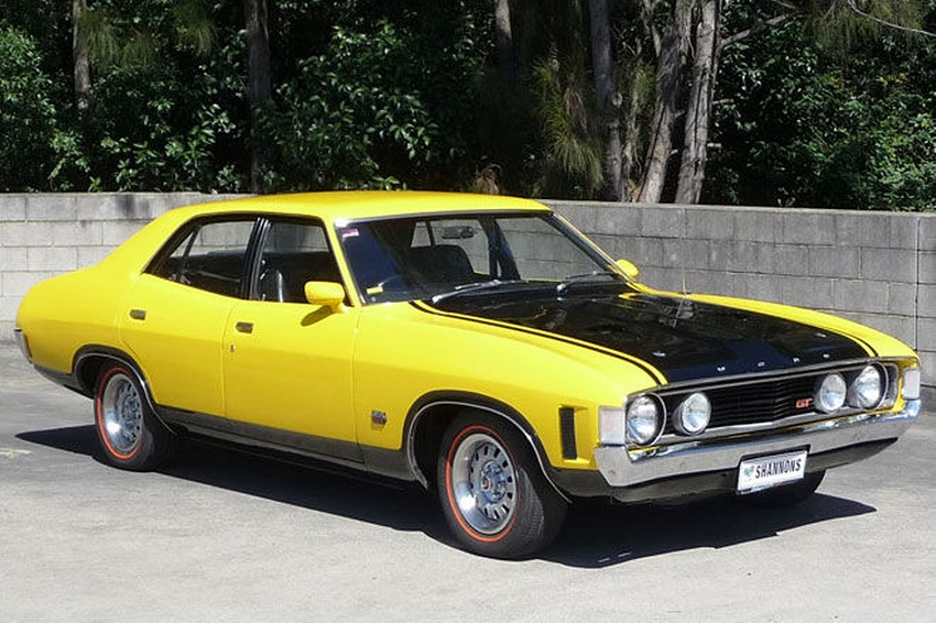 The most beautiful muscle cars in history - Car Pro