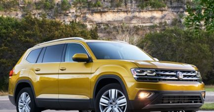 best SUVs in 2018