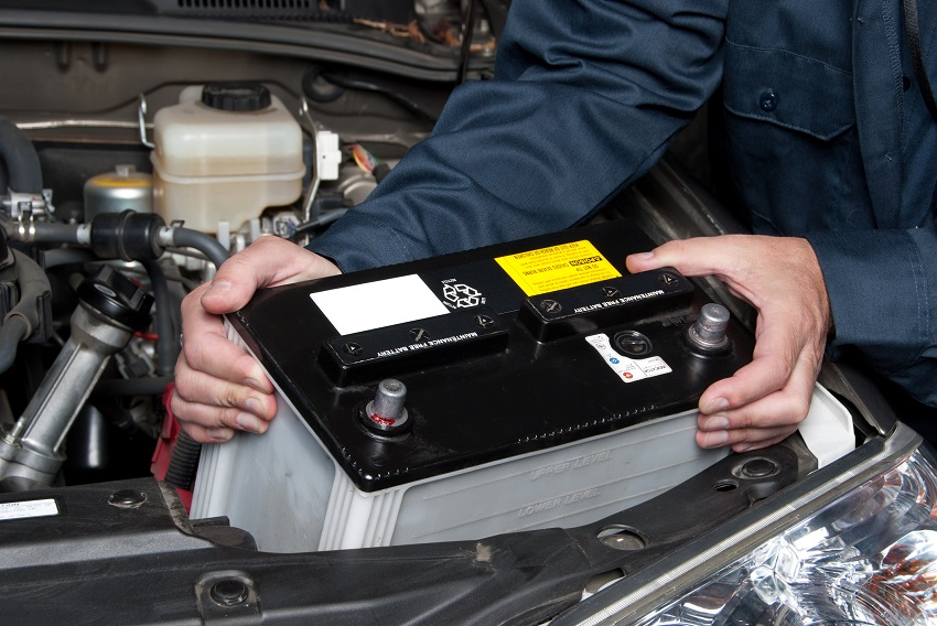 care of car battery