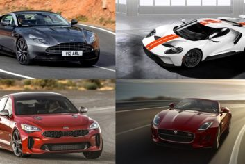 most beautiful sports cars