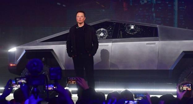 Tesla Cybertruck safety