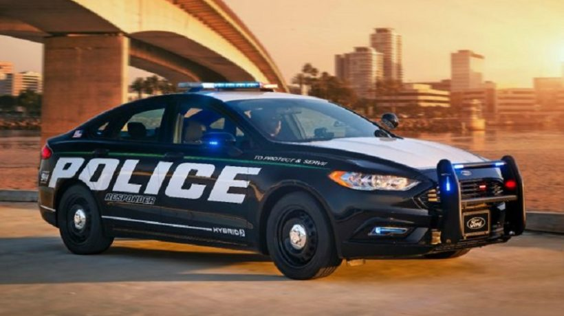 The 10 most luxury police car