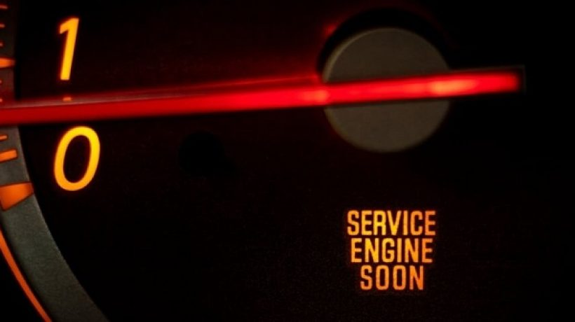 How to reset service engine soon light?