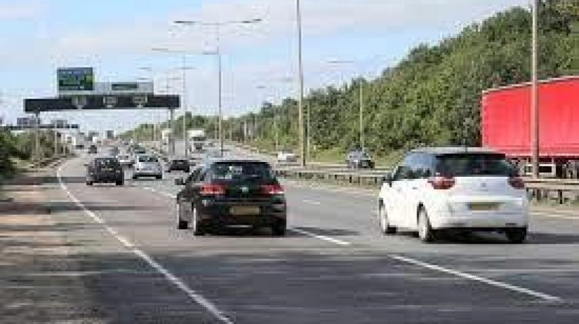 How to Drive on a Motorway in the UK